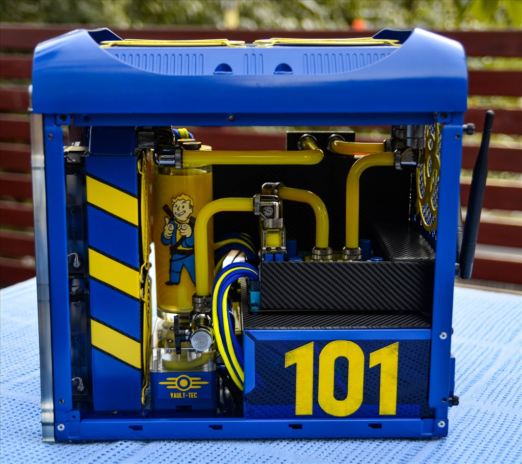 The coolest Fallout case mods we've found   PC Gamer