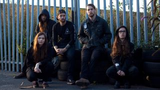 Venom Prison promo photo