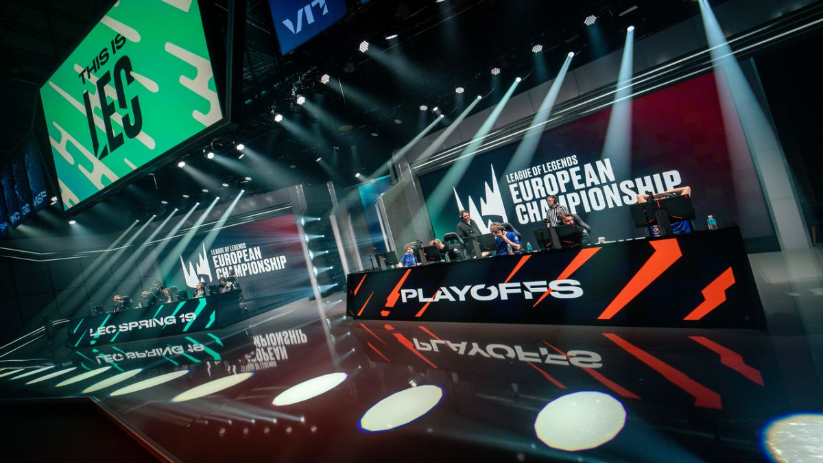 How to watch the League of Legends LEC Spring Split 2019 finals