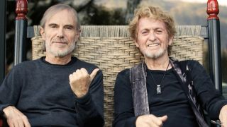 Jean-Luc Ponty and Jon Anderson