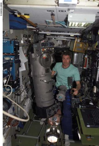 ISS Oxygen Generator Fails for Good, Station Managers Say