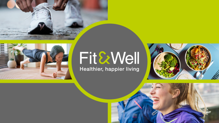 fitandwell health fitness website