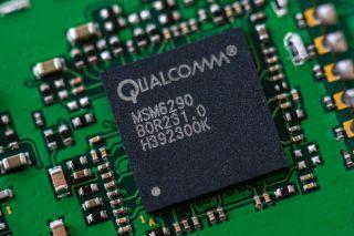 Qualcomm stock image