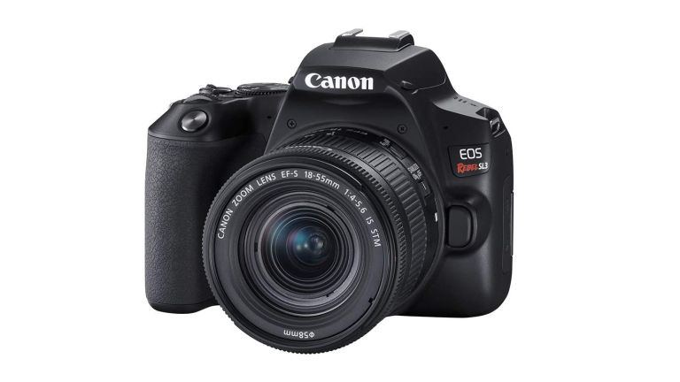 Canon EOS Rebel SL3 7