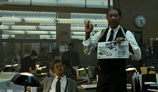 Seven murder investigation with Morgan Freeman