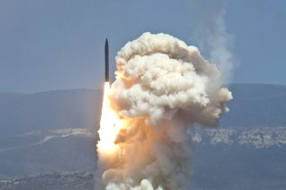 Missile Interceptor Test - June 22, 2014