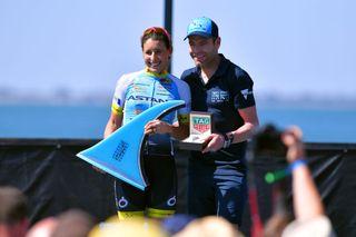 Arlenis Sierra wins 2019 Cadel Evans Great Ocean Road Race Deakin University Elite Women