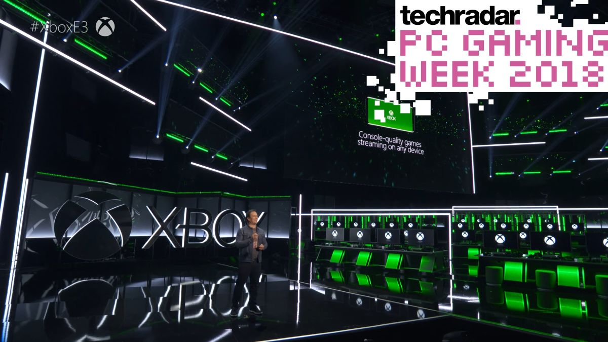 Microsoft's E3 2018 conference made me glad I'm a PC gamer