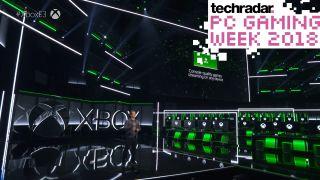 Microsoft's E3 2018 conference