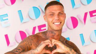 Danny Bibby from Love Island 2021