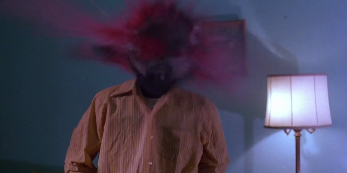 The exploding head in Dawn of the Dead