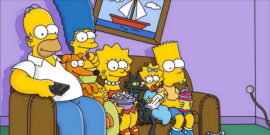 The Simpsons Took Shots At Gunsmoke Over Finally Breaking The Primetime TV Record