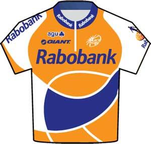 Rabobank jersey Tour de France 2010