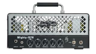 Harley Benton unveils the Mighty-15TH guitar amp