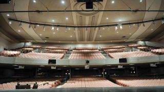 School Auditorium Upgraded to Double As Cultural Center