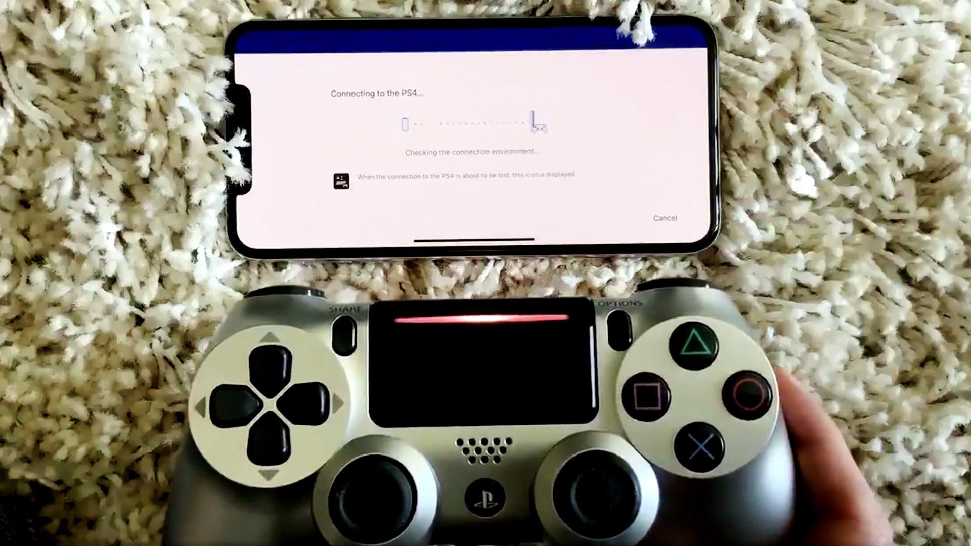 How to connect a PS4 or Xbox One controller to an iPhone and