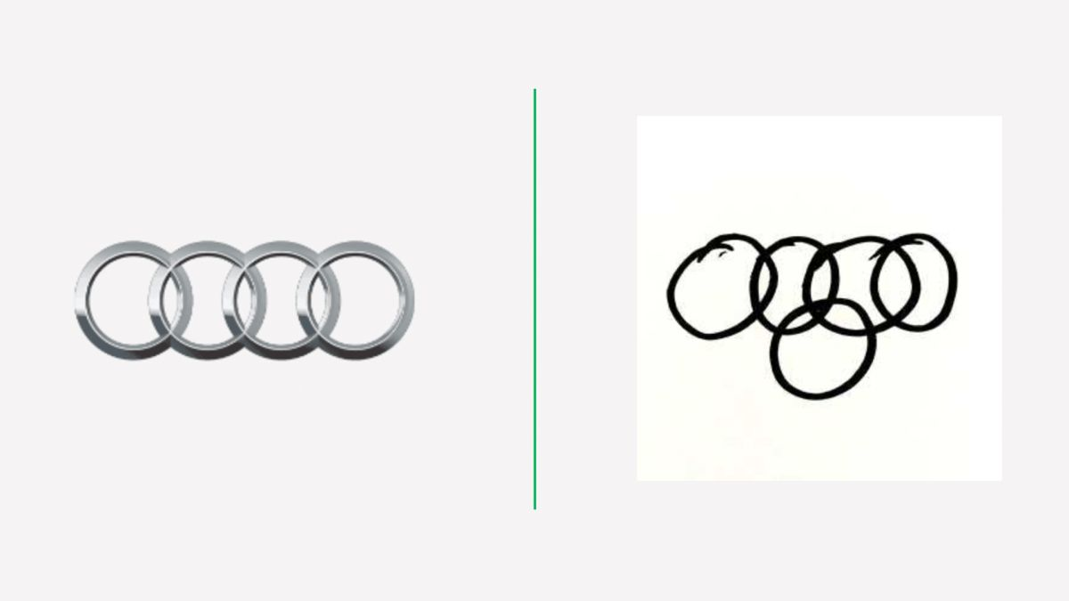 People drew car logos from memory and the results are hilarious