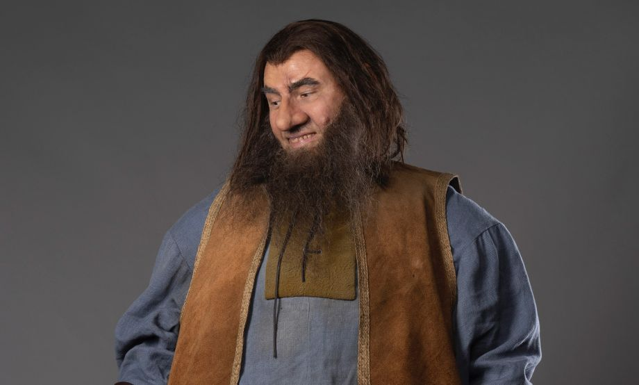 David Walliams as The Giant in Jack and The Beanstalk: After Ever After