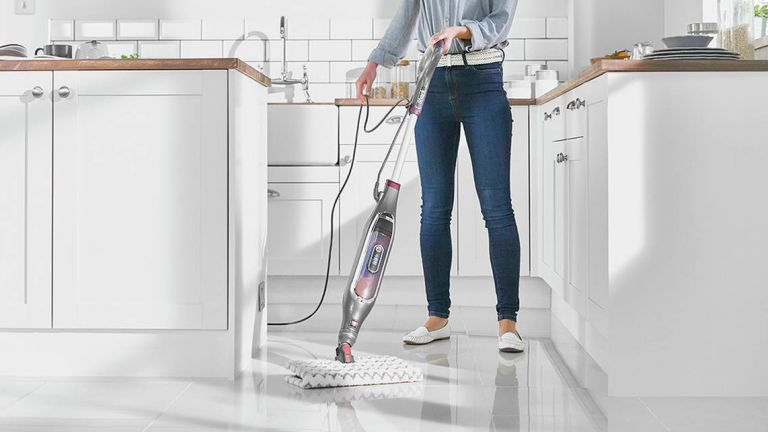 Best steam mops: Shark Klik n' Flip S6003UK