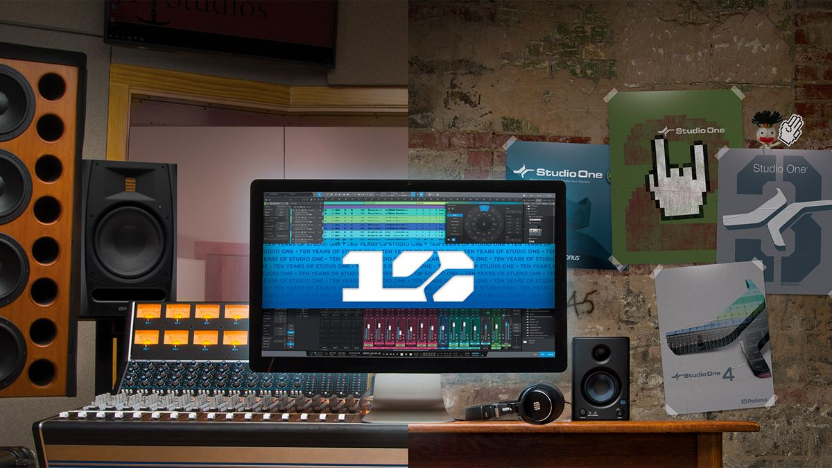 """10 years in the making"": PreSonus announces Studio One 5 DAW"