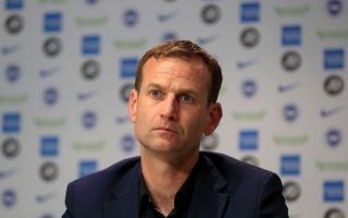 Brighton and Hove Albion Press Conference – American Express Elite Football Performance Centre