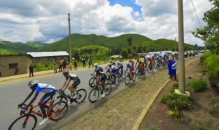 The Tour of Rwanda has become a hugely popular event since it was re-introduced in 2001 following the Central African country's civil war