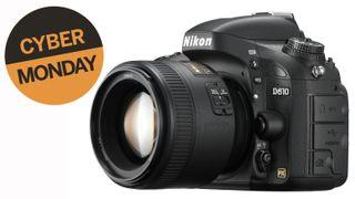 Nikon D610 cyber monday camera deal