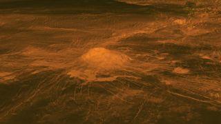 Volcano Idunn Mons