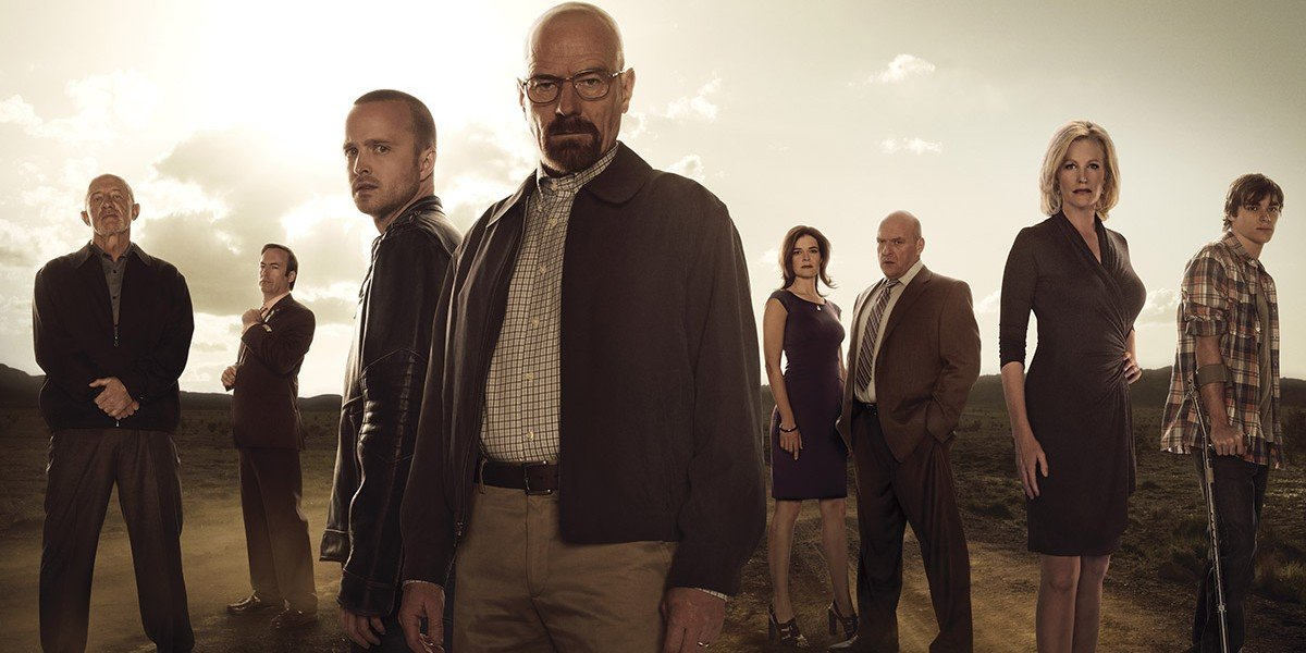The Cast of AMC's Breaking Bad