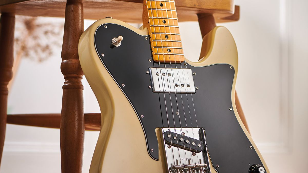 Fender American Original '70s Telecaster Custom review
