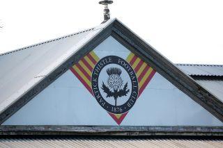 Soccer – Scottish Premiership – Partick Thistle v Dundee United – Firhill Stadium