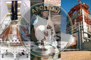 apollo 11 one year out