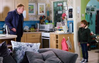 Craig is trapped in the house by his OCD – but will little Liam be able to help?