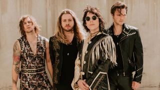 The Struts press shot