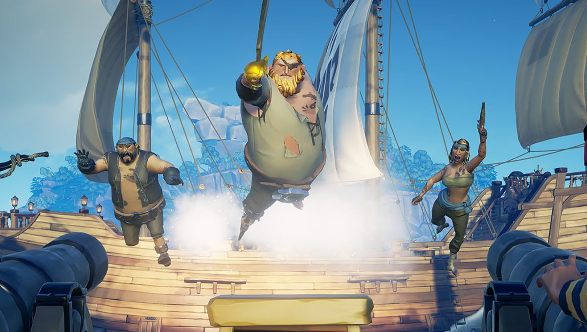 Sea of Thieves gets a tutorial to help new players set sail