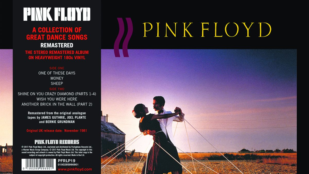 Pink Floyd A Collection Of Great Dance Songs Delicate