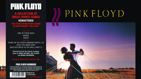 Pink Floyd - A Collection Of Great Dance Songs/Delicate