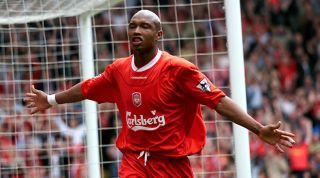 Diouf Liverpool