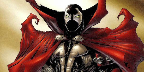 Spawn in the comics