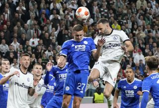 Poland Soccer Europa League