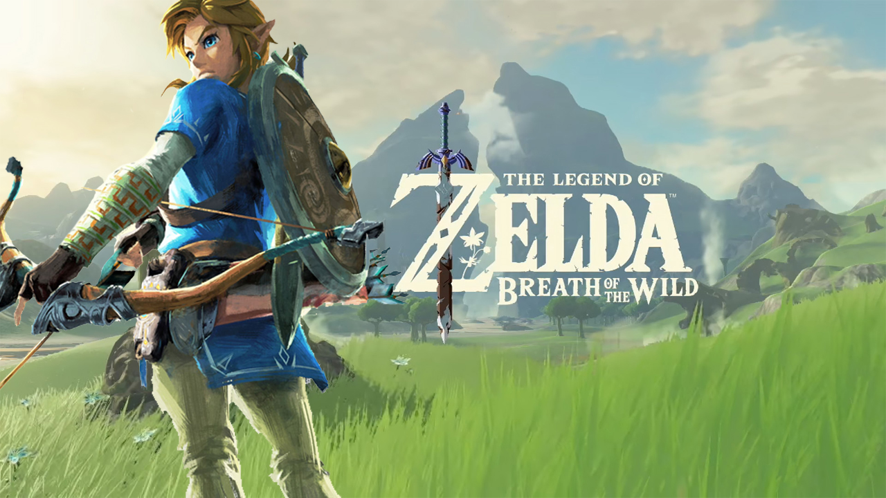 14 things you need to know about The Legend of Zelda: Breath