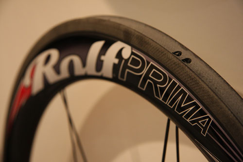Rolf Prima wheels, Cycle Show 2010