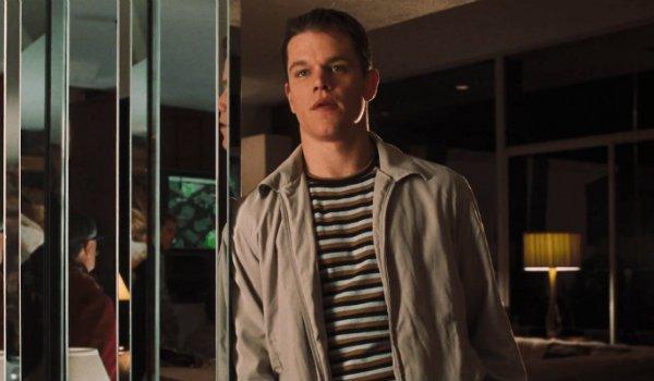 Matt Damon Linus Caldwell Ocean's 11