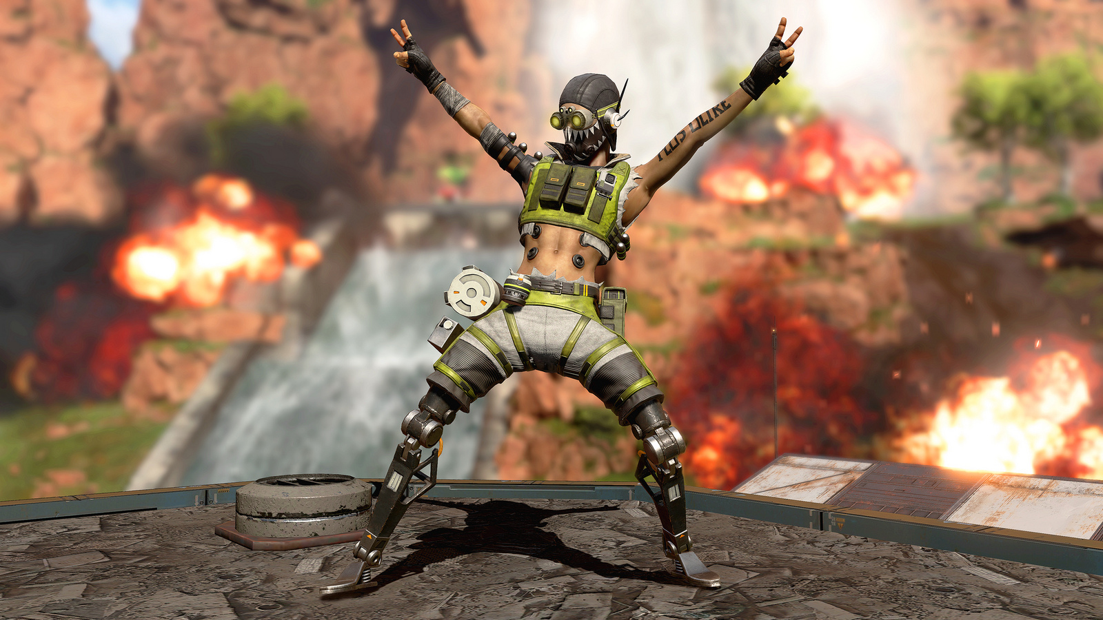 Apex Legends tier list: The best characters April 2019 | PC Gamer