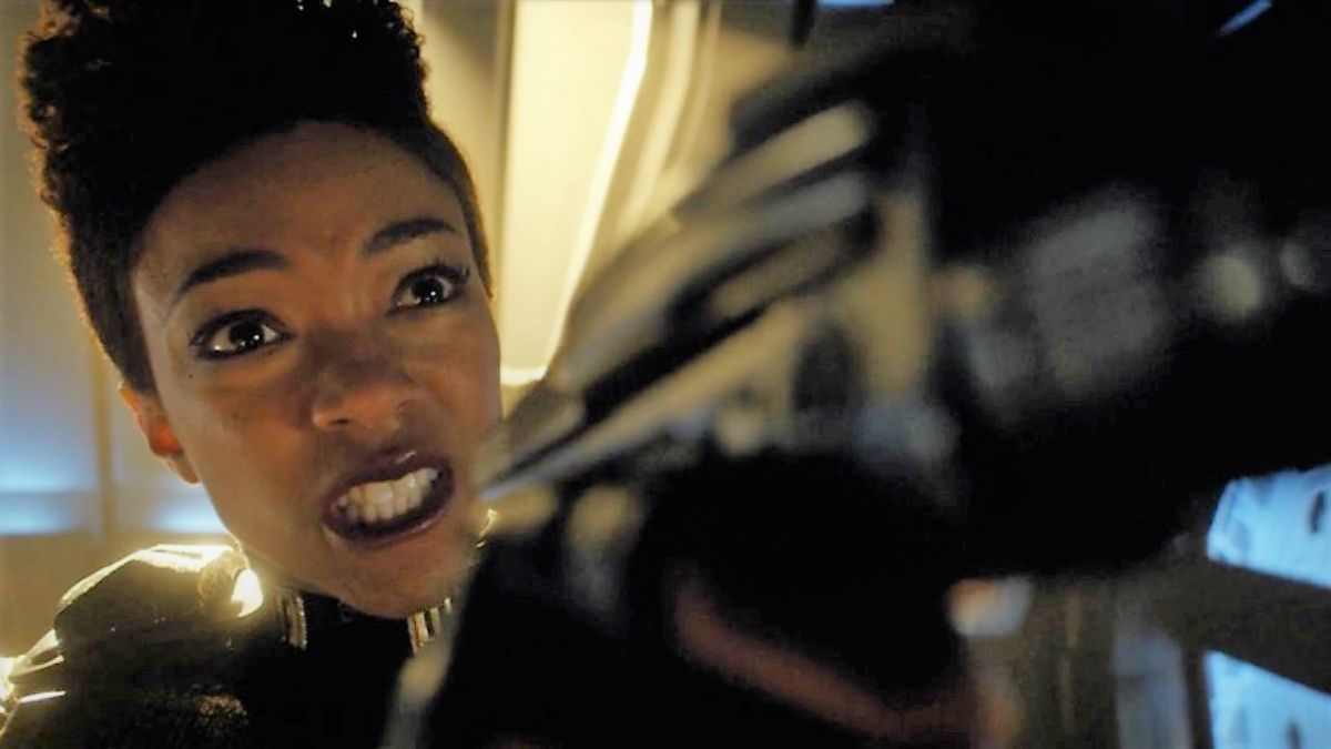 'I am sitting here in stunned silence' – The internet can't even react to what just happened in Star Trek Discovery episode 11