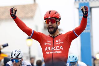 Tour de la Provence 2020 5th Edition 1st stage Chateaurenard Saintes MariesdelaMer Stage 1 13022020 Nacer Bouhanni FRA Team Arkea Samsic photo Luca BettiniBettiniPhoto2020
