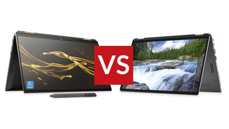 Dell Latitude 9410 2-in-1 vs HP Spectre x360