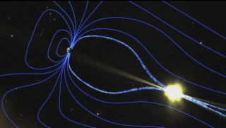 Violent Spacequakes Shake Earth's Magnetic Field