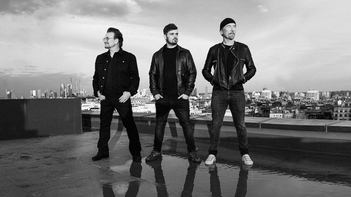 Bono and The Edge flirt with EDM as they join Martin Garrix for official Euro 2020 song