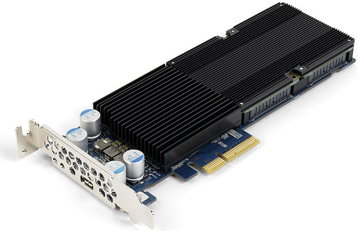 The updated NVMe 1 3 specification introduces new features to fast